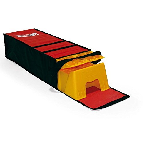 Fiamma Auffahrkeile Kit Level Up gelb inkl. Level Bag