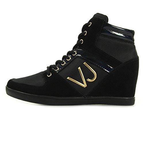 Versace Jeans Linea Sneaker Nylon Suede E0VOBSA1, Stivali - 38 EU