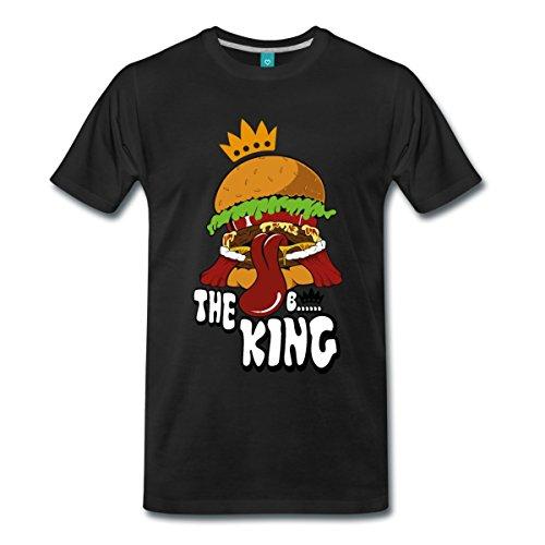 the-hamburger-king-manner-premium-t-shirt-von-spreadshirtr-xxl-schwarz