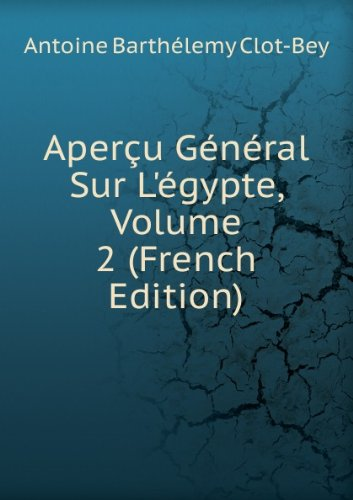 aperu-gnral-sur-lgypte-volume-2-french-edition