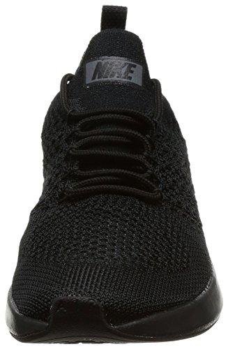Nike Air Zoom Mariah Flyknit Racer, Sneaker Donna Nero (Black/dark Grey White)
