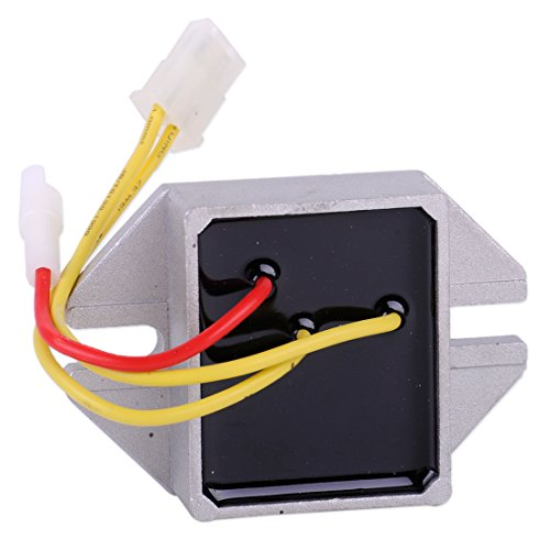 Spannungsregler passend für Briggs & Stratton 394890 393374 691185 797375 797182 845907 (0.1 Ps Motor)