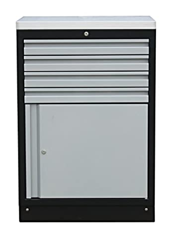 Sonic 4731310MSS® Schrank mit Holz Tür Top Klinge