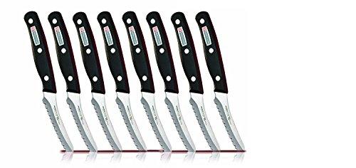 Messersets Miracle Blade-World Class 8 Steakmesser + 1 Messer Multi kostenlos - Chef Tony - Das Original wie auf Fernsehapparat gesehen Miracle Blade-set