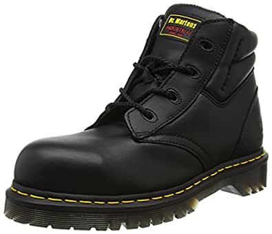Dr. Martens Industrial Men's Icon SB E Safety Boots Black,6 UK (39 EU)