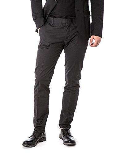 ANTONY MORATO - Homme élégants pantalons super slim fit mmtr00292/fa800063 Noir