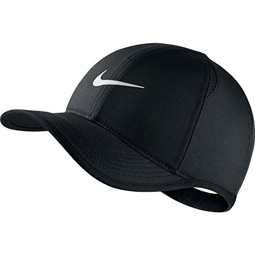 Nike Kinder Aerobill Featherlight Schirmmütze, Black/White, One Size Preisvergleich