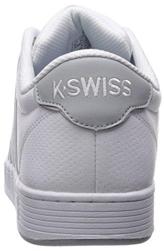 K-Swiss Court Pro II Sp Cmf Leder Turnschuhe White/Highrise