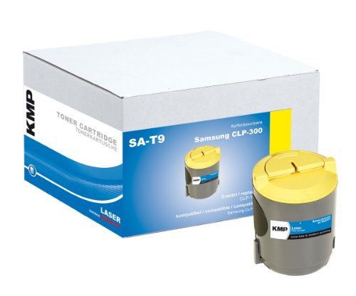 Preisvergleich Produktbild KMP SA-T9 Tonerkartusche (ersetzt CLP-Y300) yellow