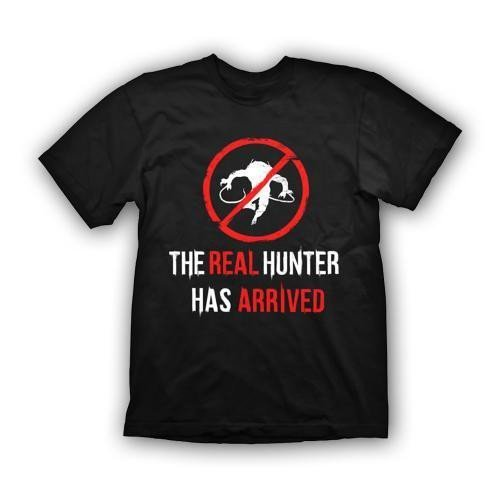 "Preisvergleich Produktbild Dying Light T-Shirt ""The Real Hunter""L (Andere Plattform)"