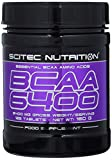 Scitec Nutrition BCAA 6400 125 Tabletten, 1er Pack (1 x 160 g)