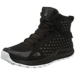 the north face women's mountain sneaker mid waterproof high rise hiking boots - 41f 2BbsL0fkL - THE NORTH FACE Women's Mountain Sneaker Mid Waterproof High Rise Hiking Boots