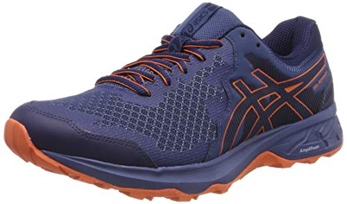 ASICS Gel-Sonoma 4, Scarpe da Running Uomo, Blu (Steel Blue/Peacoat 400), 42 EU