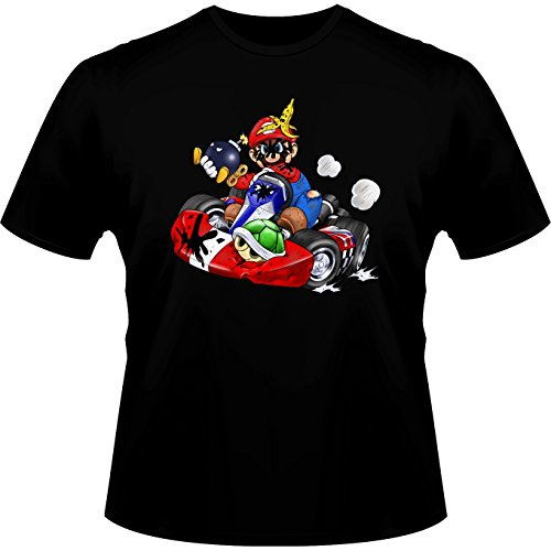Mario Kart Parody Men's T-shirt - Funny video games T-Shirt