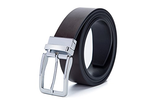 fine-mens-dress-top-leather-reversible-belt-classic-designs-removable-buckle-30-44inch-dark-brownsil