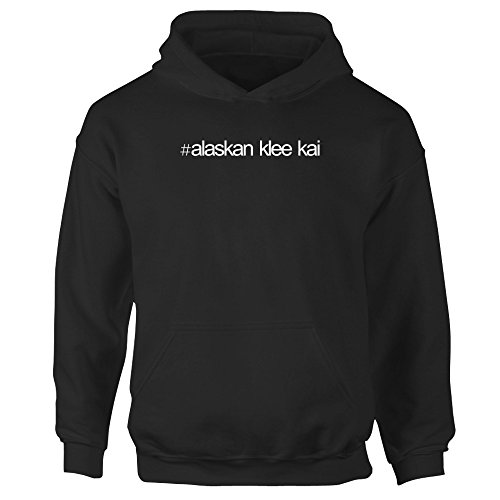 Idakoos Hashtag Alaskan Klee Kai - Hunde - Mädchen Hoodie Fräulein Klee