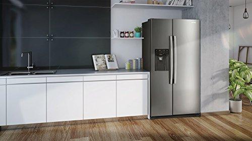 Amerikanischer Kühlschrank Anschlüsse : Side by side kühlschrank test & vergleich 2018 top 10 produkte