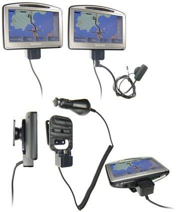 Brodit - 215667 Support Voiture pour GPS Tomtom - Go 930 avec Pass-Through Connecteur#278024 (Produit Import)