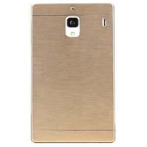 StilMobil Metalic Finish Back Cover For Xiaomi Redmi 1S - Gold
