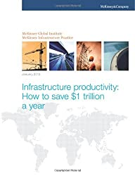Infrastructure productivity: How to save $1 trillion a year by McKinsey Global Institute (2013-01-17)