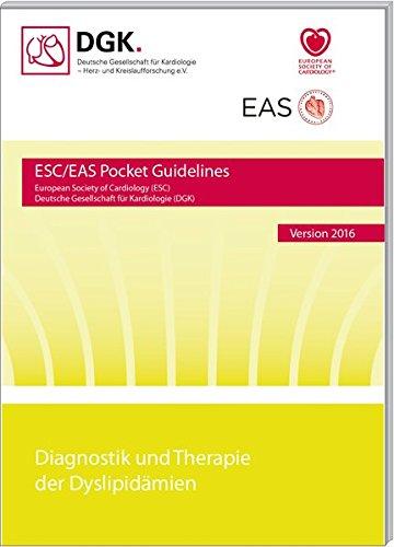 Diagnostik und Therapie der Dyslipidämien (Pocket-Leitlinien)