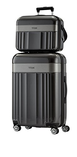 TITAN Spotlight Flash Beautycase 831702-04 Koffer, 21.0 Liter, Anthrazit - 6