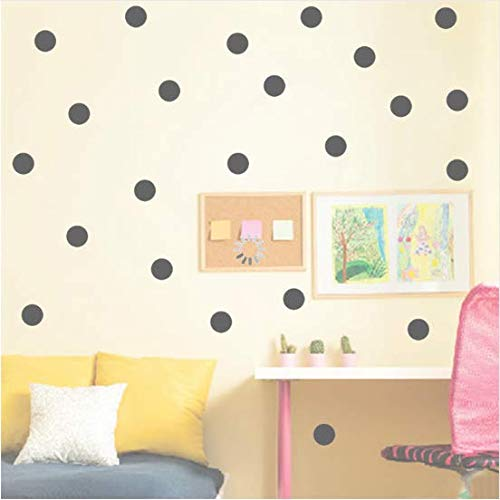 Dot wandaufkleber kindergarten kinderzimmer kinder wandtattoos kühlschrank dekoration diy kunst wanddekoration -