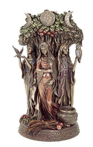 Celta Trinity Diosa Estatua Figura Escultura Wicca trinität keltisch