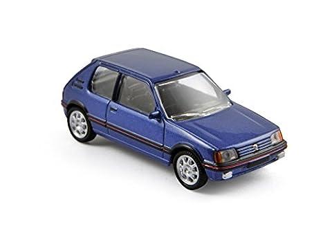 Voiture Miniature Peugeot 205 - Norev - 310504 - Peugeot 205 Gti
