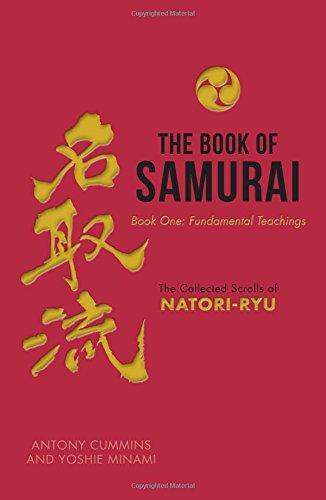 the-book-of-samurai-book-one-fundamental-teachings-the-collected-scrolls-of-natori-ryu