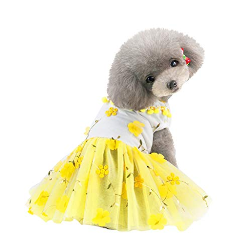 Hawkimin Little Dog Smoking Kostüm Hochzeit Bräutigam Dapper Anzug Plaid Puppy Kleidung Hemd mit Krawatte Formales Haustier Katze bis Partykleid Kleid (Dog E Walk Kostüm)
