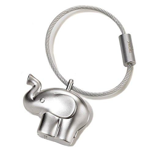 TROIKA - KR14-01 - Llavero de elefante pequeño