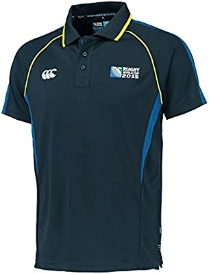 Canterbury Rugby World Cup Winger hombres camiseta