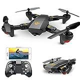 Hotbird Mini Foldable Selfie Drone With Camera 2MP 120° Wide Angle HD Camera