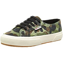 Scarpe Le Superga - 2750-synthorsecamow - Green - 36
