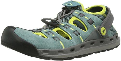Salewa - Sneaker WS HEELHOOK, Donna, Verde (Grün (Juniper/Marsh 5851)), 36.5