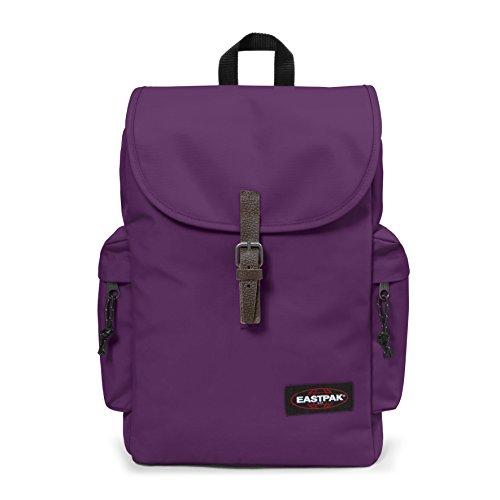 Eastpak Austin Rucksack, 42 cm, 18 L, Violett (Power Purple)