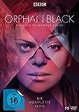Orphan Black: Ein Klon ist niemals allein - Die komplette Serie (15 Discs)