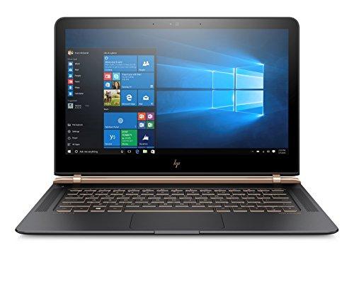 "[Ancien Modèle] HP Spectre 13-v000nf Ultrabook 13"" Full HD Argent cendré/Cuivre (Intel Core i5, 8 Go de RAM, SSD 256 Go, Intel HD Graphics 520, Windows 10)"