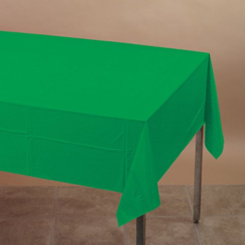 Green Party Table Cover