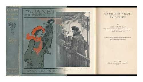 Janet : her winter in Quebec 1906 [Hardcover]