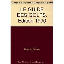 Guide des golfs, édition 1990