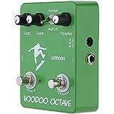 ammoon AP-12 Voodoo Octave Fuzz Effet Guitare Effet pédale True Bypass