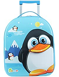 Knorrtoys Bouncie Trolley Pinguin
