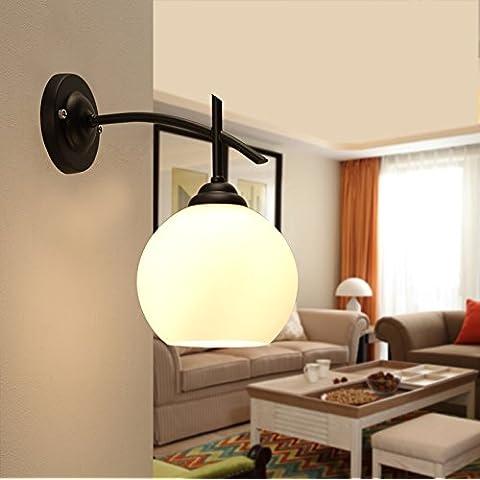 FEI&S lampada specchietto retrovisore regolabile lampada frontale moderna luce di rame lampada da parete #10F