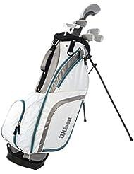 f9dfd4a5ce4dd Para mano izquierda Wilson ProStaff HDX golf kit de 5 7 9 de hierro
