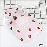 YOIL Kleine süße Warm Hand Mini Hot Water Bottle–Pink Strawberry preisvergleich bei billige-tabletten.eu