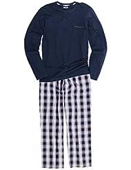 Pijama de JOCKEY / Hasta Talla 6XL y Sobre la longitud, de cuadros