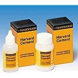 """Cemento para obturación definitiva """"Harvard Cement"""": Polvo + Líquido + Cortesía"""