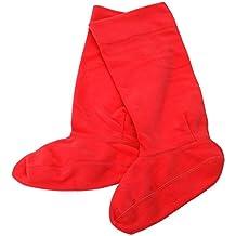 Severyn Calcetines polares lisos para botas de agua para niñas ...